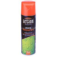 Спрей водоотталкивающий Action New SHOW SMS для всех видов кожи и ткани 250ml