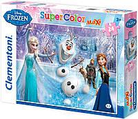 Пазл Clementoni Maxi Frozen 24 элемента (24461)