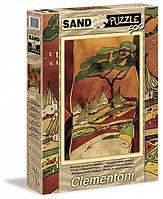 Пазл Clementoni Эффект песка. Деревня 500 элементов (30351)