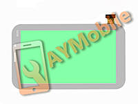 "Тачскрин для планшета (сенсор) 7"" Yxtel M701 LT-01 B3, CT1796A, FYW70DR2422 30 pins 186x107 mm white"