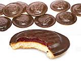Бисквит Milka Choco Jaffa Raspberry Jelly (милка с малиновым джемом), 150 гр, фото 2