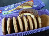 Бисквит Milka Choco Jaffa Raspberry Jelly (милка с малиновым джемом), 150 гр, фото 3