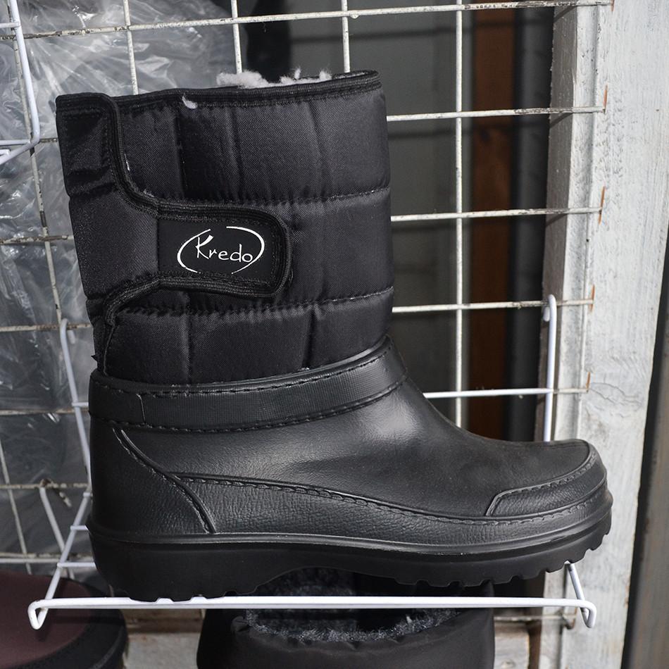 Жіночі зимові чоботи-дутіки на овчині - Камала в Хмельницком 473fa471fd55a
