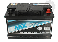 Аккумулятор 75Ah/700A ECOLINE