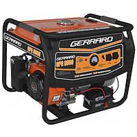 Генератор GERRARD GPG8000 (6.0-6.5 кВт, бензин, 1 фаза)