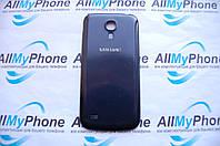 Задняя панель корпуса для мобильного телефона Samsung Galaxy S4 mini i9190 / i9195 Black