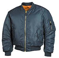 Куртка лётная MA1 MFH синий 03552G