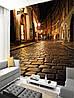 """Фотообои """"Аллея с фонарями в Праге"""""""