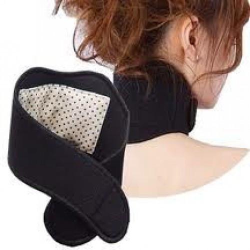 Турмалиновая накладка на шею избавит от боли в шее