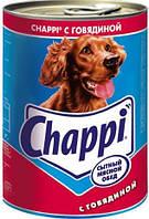 Chappi Консервы для собак говядина и птица 0,4кг*12шт