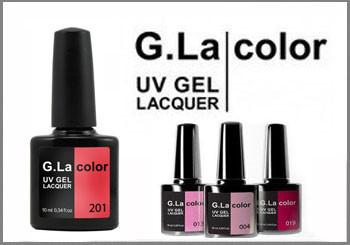 Гель-лаки G.Lacolor