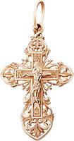 Крест золотой , фото 1