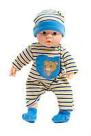Музыкальная кукла-пупс Ляля 2014-14cmr рус. чип в пакете 22*43см