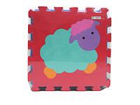 Игровой коврик для малыша Животные eva a2313 Фом 9