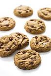 Печенье Milka Pieguski Choco Cookies Nut (c кусочками шоколада и орехами), 135 гр, фото 3