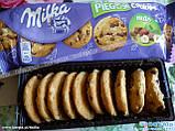 Печенье Milka Pieguski Choco Cookies Nut (c кусочками шоколада и орехами), 135 гр, фото 2