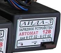 Зарядное устройство для авто аккумуляторов «АИДА-3» 12В, АКБ 15-60А/час