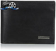 Кошелек Steve Madden Passcase with Key Fob, Black, фото 1