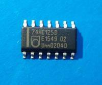 74HC125 74HC125D микросхема SOP14