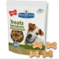 Hill's Canine Metabolic Dog Treats лакомства для собак 220 г