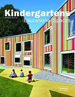 Kindergartens - educational spaces. Детские сады и образовательные площадки.