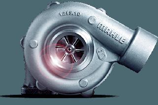 Турбины для грузовых автомобилей (грузовиков, тягачей и автобусов)