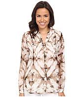 Блуза Calvin Klein, White/Latte, фото 1