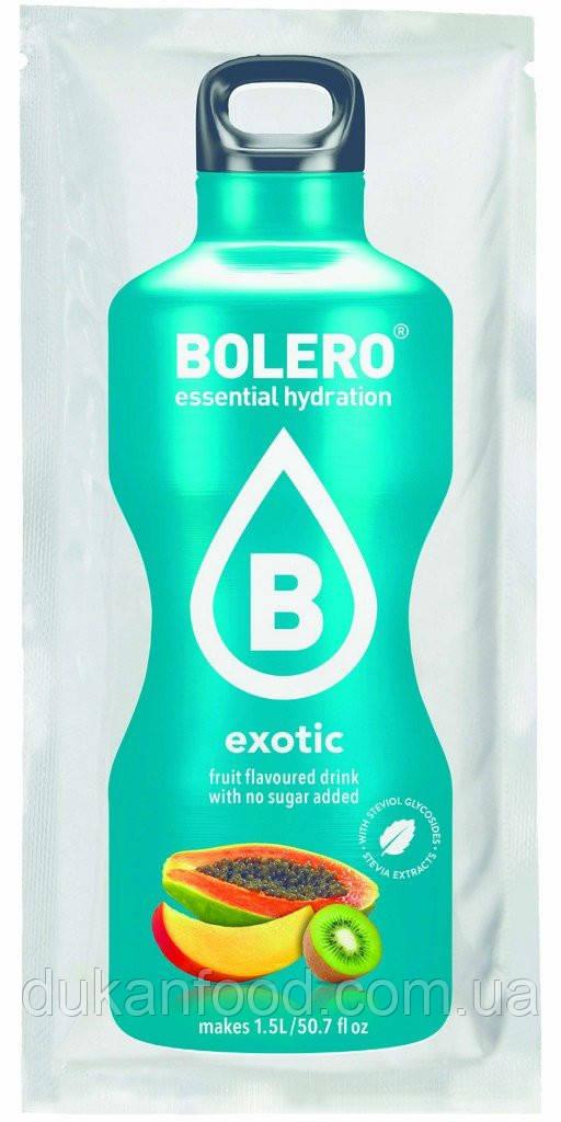 Bolero Drinks без сахара ЭКЗОТИК