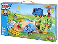Детская железная дорога паровозик Томас 8905