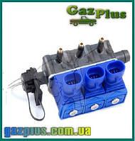 Газовые форсунки OMVL REG 3 цилиндра (с датчиком температуры)
