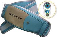 Пояс для похудения ZENET TL-2005L-E c уникальной системой вибрации до 50 раз в секунду!