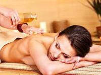 Масло для тіла і масажу