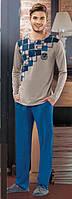Мужская пижама, домашний костюм ANNA CHRISTINA 5049