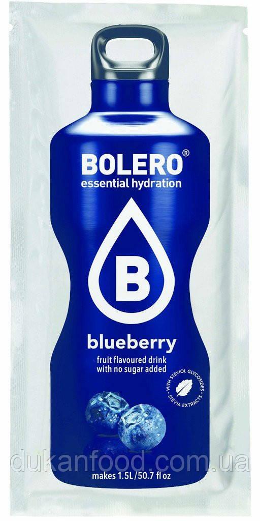 Bolero Drinks без сахара ЧЕРНИКА