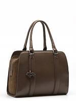 Красивая сумка женская из натуральной кожи/замши в 2х цветах L-DA81419