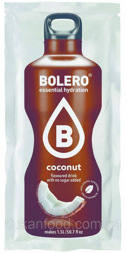 Bolero Drinks без сахара КОКОС