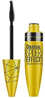 MAYBELLINE Colossal Spider Effect 10,7ml Туш для ресниц (оригинал подлинник  Италия)