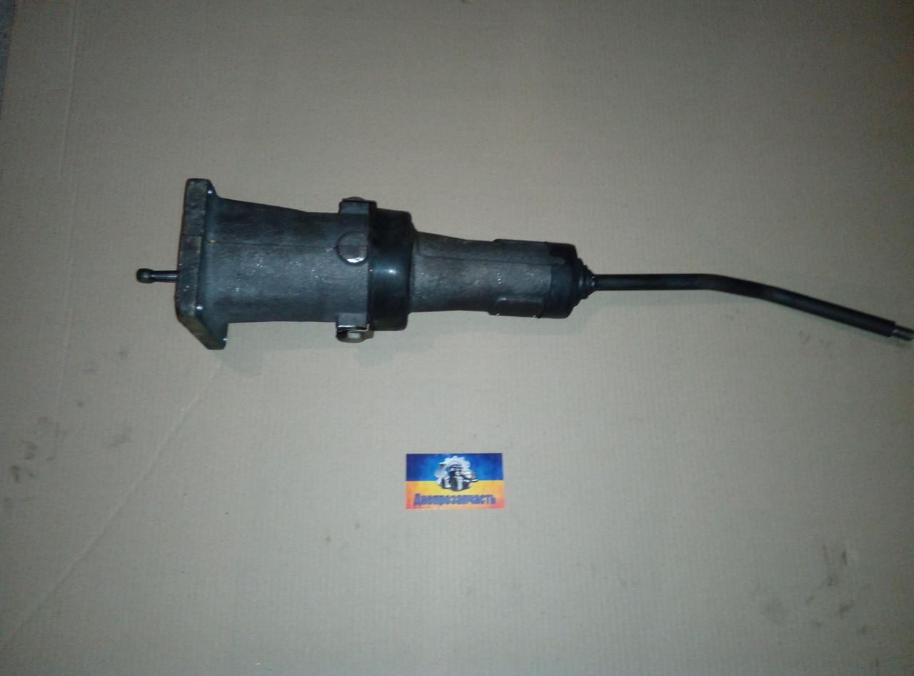 Колонка переключения передач ЮМЗ с рычагом КПП, 45Т-1702016-А СБ новый образец