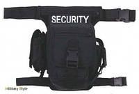 Сумка тактическая Hip Bag (Black)