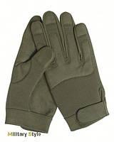 Армейские перчатки (Olive)