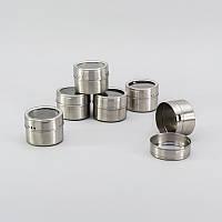 Комплект магнитных банок для специй 6ед.
