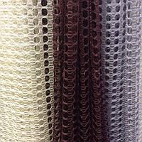 Тюль сетка на метраж разных цветов высота 2.8м