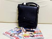 Мужская сумка-планшет из качественного кожзаменителя