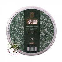 Чай Пуэр Шен *Мэнку №1*, 2012 Год, 50 Грамм, фото 1
