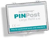 Парапульпарные штифты набор Dentapreg Large refill PINPost 12 шт.
