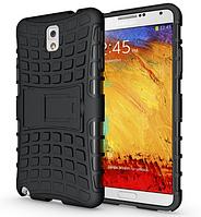 Бронированный чехол (бампер) Samsung Galaxy Note 3 N900 N900A N9000 N9002 N9005 N9006 N9008 + ПЛЕНКА В ПОДАРОК