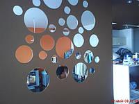 Декаррация из зеркала