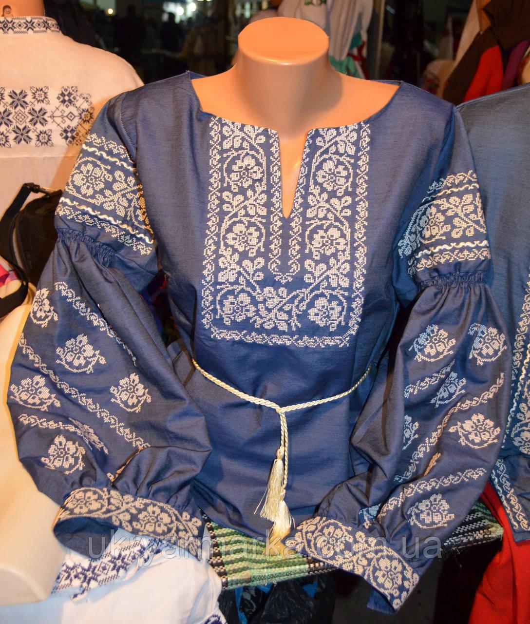"""Жіноча вишита блузка """"Родинне дерево"""""""