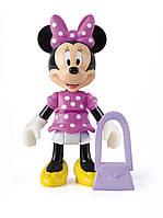 Фигурка МИННИ-МАУС с аксессуаром  Minnie & Mickey Mouse Clubhouse (182110)