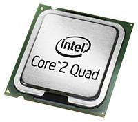 Процессор Б/У Intel Core 2 Quad Q6600 Kentsfield (2400MHz, LGA775, L2 8192Kb, 1066MHz)